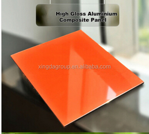 3mm unbreaken High glossy Aluminum composite panel/acp/acm/signboard/advertisement board/