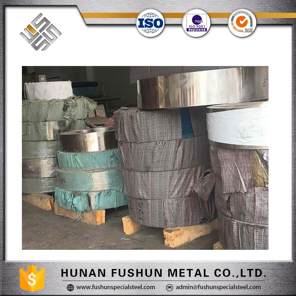 EN10132 CK75 1.1248 Cold Rolled Annealed Polished Bright Narrow Spring Steel Strip Coil Sheet