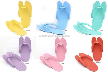 ad7159acd95 Yimart High Quality Disposable Pedicure Slippers