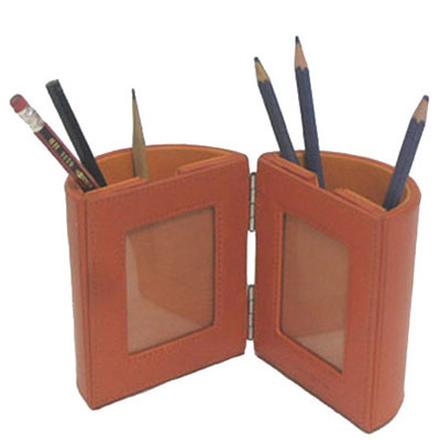 wholesale wooden folding pen holder in good quality
