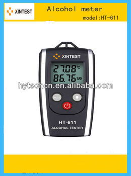 Factory Price Ht-611 Alcohol Meter