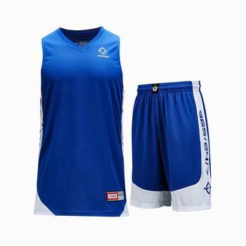 5d1bbb227bf Custom 2018 latest design sublimation mesh basketball jersey Wholesale mens  blue color basketball uniform