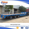 Long Vehicle Heavy Duty Low Bed Truck Trailer (customized)
