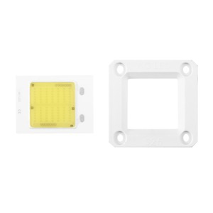 No need Driver 230V AC Led Chip 50W COB For Outdoor Stree Light
