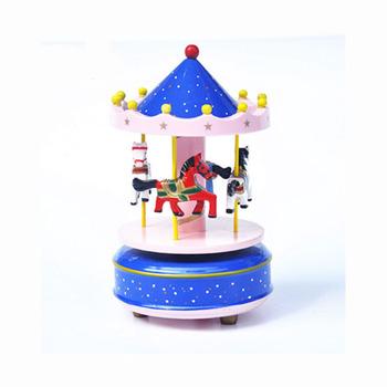 Hochzeitsbevorzugungen Holzspielzeug Karussell Spieluhr Buy