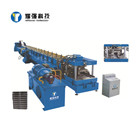 China wuxi high precision cz roof tile purlin roll forming machine