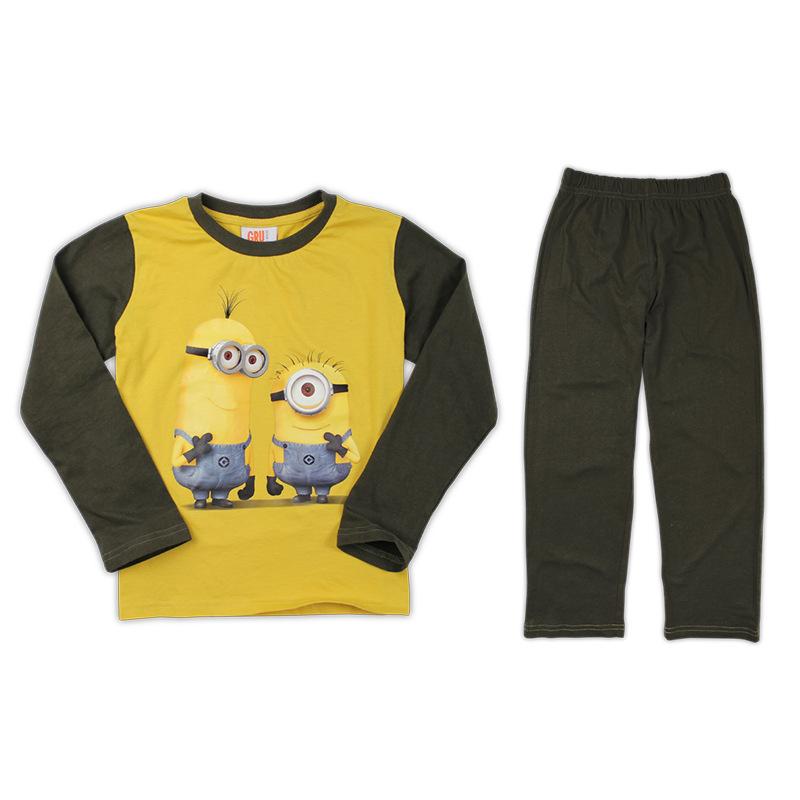 Minions Despicable Me Boys Pajamas Little Kid//Big Kid