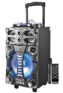 High quality big DJ speaker with blutooth from speaker manufacturer
