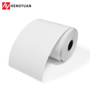 "2-1/4"" x 50' self adhesive thermal pos receipt paper - 50 ROLLS /box"