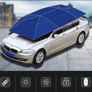 2018 newest portable moving manual or automatic car sunshade car awning