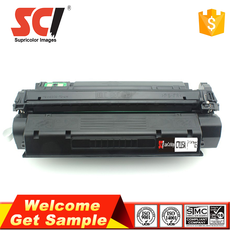compatible toner cartridge C7115X for the Hp printer LaserJet 1000A 1200 1220 3300 3330 3380 , for Canon Cartridges W , S-35
