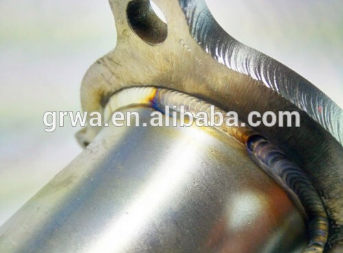 Stainless Steel Exhaust Downpipe for Audi A4 A5 2.0T
