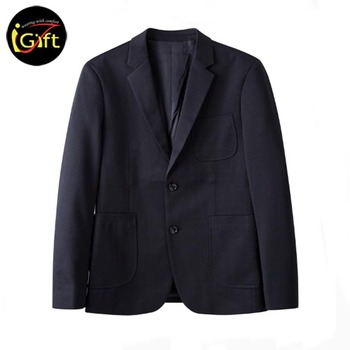 BSCI 2019 Urban Youth Net Color Casual Blazer Fashion Men's Suit men's suits