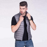 Design Fashion Ultra Light Duck Down Vests