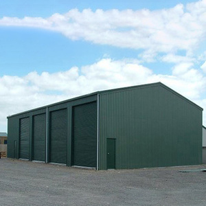 Cheap Construction prefabricated steel prefab workshop for sale