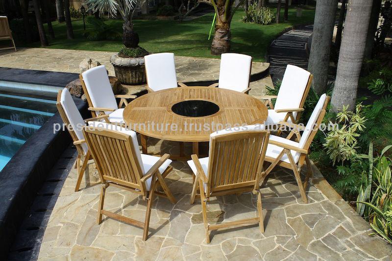 Muebles De Jardín De Teca Indonesia - Buy Muebles De Teca,Muebles De ...