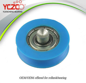 YCZCO High quality garage door nylon pulley low price