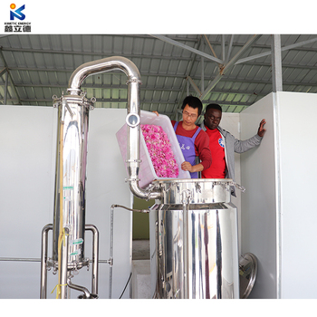 Home lavender essential oil distill equipment, distillation equipment for essential oil,rose oil extraction machine