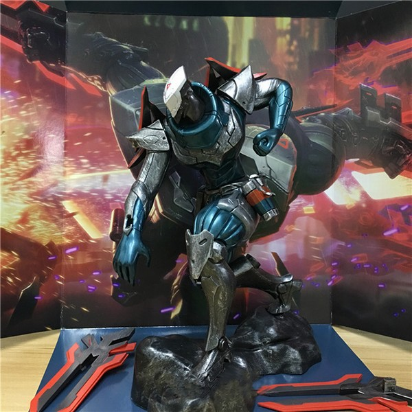 League of Legends Metal Gear Solid Robot figure 22CM from factory