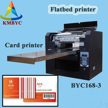 playing card printing machineinkjet printing on plastic carduv flatbed printer - Plastic Card Printing Machine