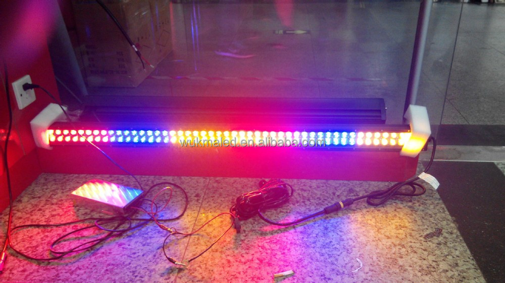 30inch 40 Inch 50inch Color Change Remote Control Led Light Bar ...