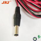 2pin 5.5*2.1mm DC male Barrel jack connector wire harness