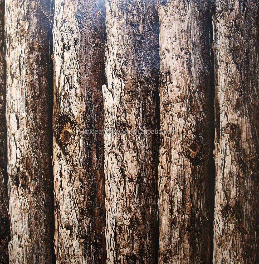 3d natuurlijk hout steen behang behang voor deco wallpapers wand coating product id 60333022024 - Deco natuurlijk hout ...