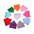 Custom Printed Pet Bandanas Dog Scarf Dog Bib Towel Mouth Water Towel Trigonometric Bandanas