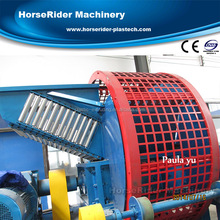 Waste Tyre Recycling Machine tyre disassemble machine