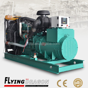 industrial power supplying 200kva prime use diesel generating set with Volvo Penta