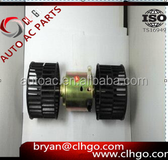 Excavator A/C Blower Motor w/Fan Cage for excavator PC60