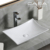 Speciale Ontwerp Platte Sink Porselein Hand Wastafel Specificatie 2018