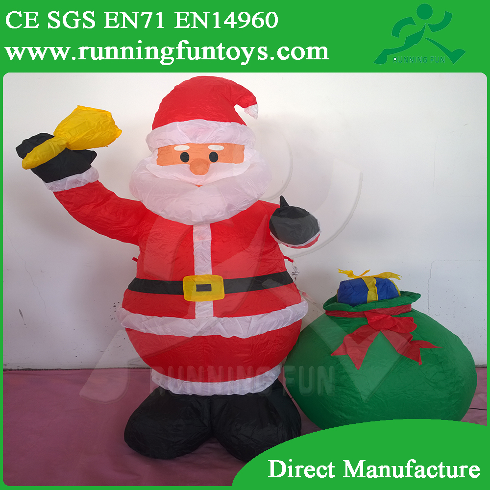 Wholesale Inflatable Christmas Santa With