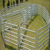 picket fences and hot sale cheap prices galvanized horse farm fence