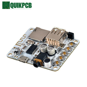 Mp5 Video player bluetooth headset circuit board 5 1 home theater circuit  board PCB Manufacturer