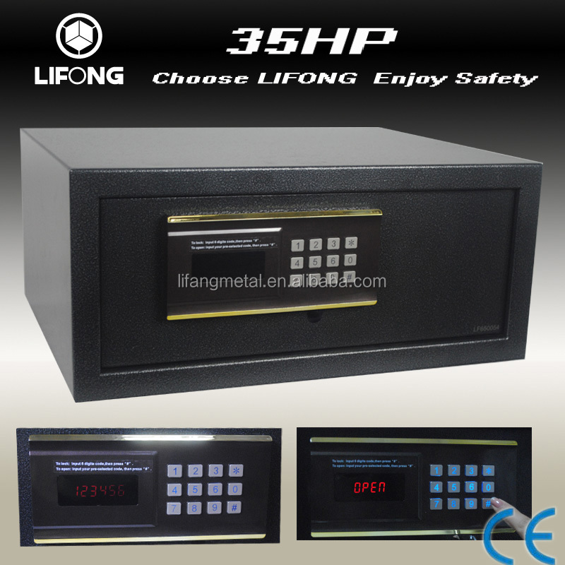 Electronic digital safe manual
