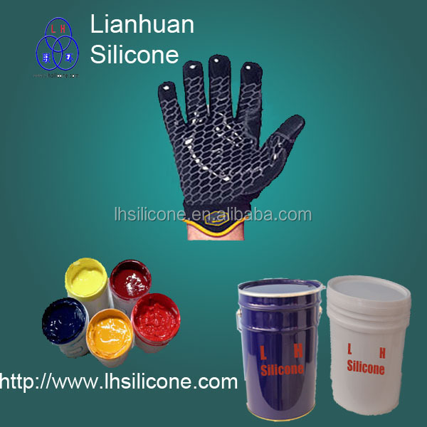 high quality Silicone Electrically Conductive ink for touch screen winter gloves