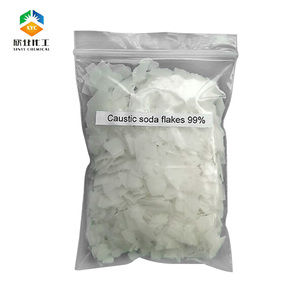favorable quality caustic soda 99% flake food grade
