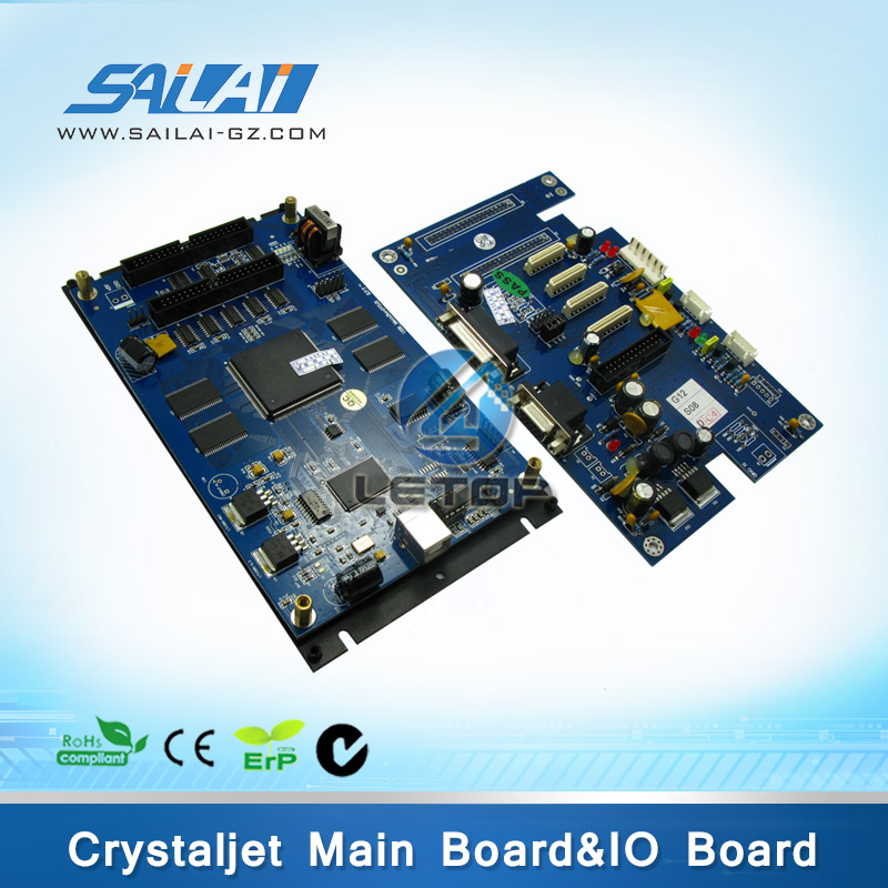 High Quality!! Crystaljet 3000 printer motherboard