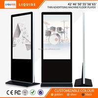 Touch Screen Lcd Display Panel 70 Inch Led Round Corner ...
