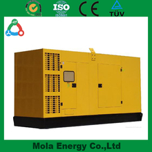 Super silent 50kw biogas generator set made in china