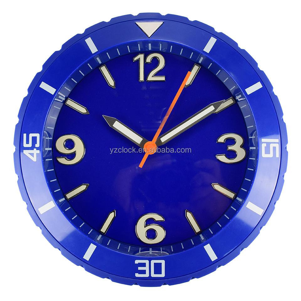 Reloj de pared decorativos de alta calidad al por mayor - Relojes decorativos de mesa ...