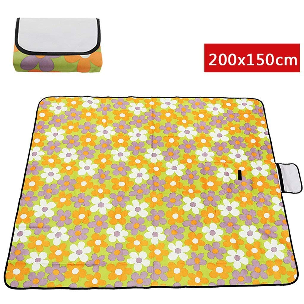 Moisture proof pad Picnic Mat Thick Oxford Cloth Machine Washable Thick Outdoor