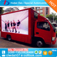 P10 HD SMD Full Color Commercial Advertising Outdoor Mobile Led Screen Truck