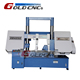 GOLD CNC GB4250 gantry double column band sawing machine