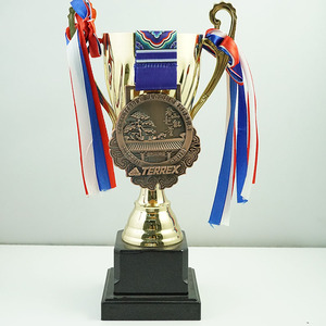 China cups medals and trophy/antique 3d medal/zinc alloy medal
