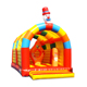 ZZPL Chinese style commercial adult red inflatable wedding adult bouncy castle
