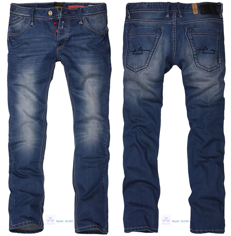 latest blue Skinny men denim Jeans Poland customer orders, View ...