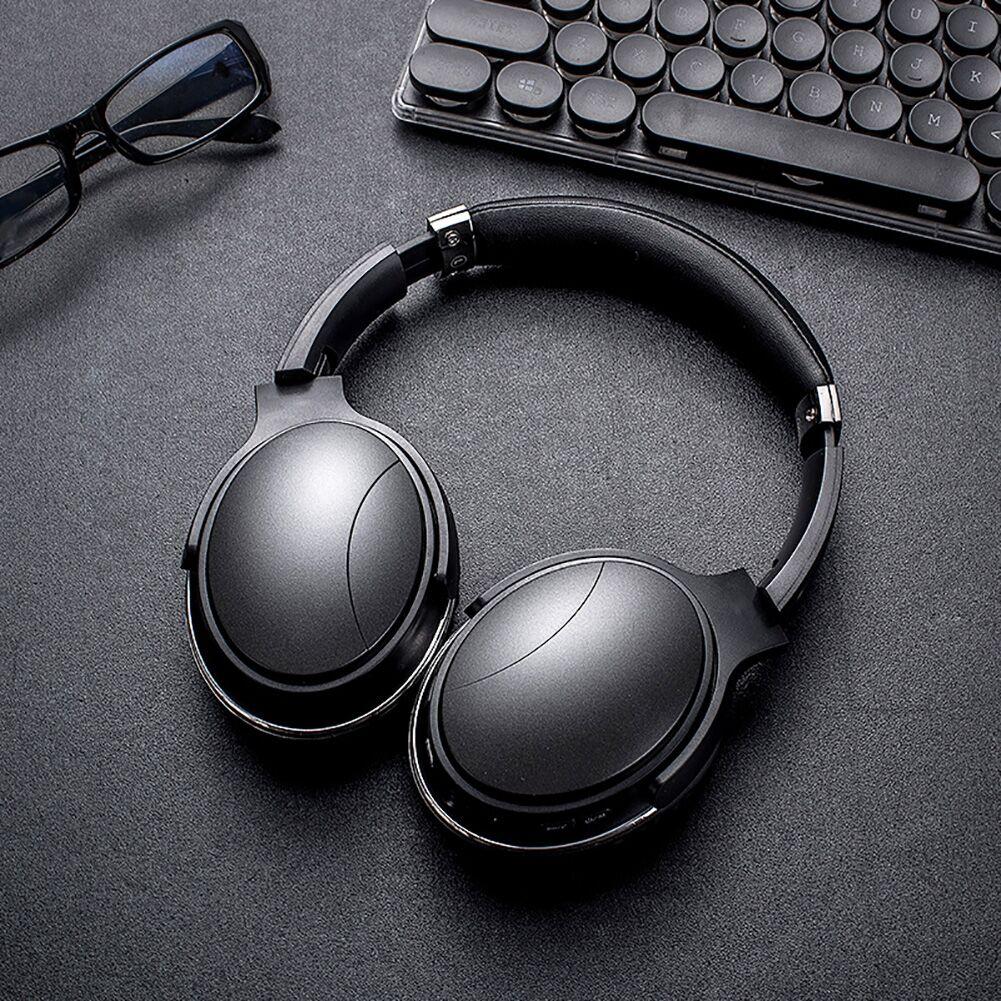 BH11 Amazon Top Seller 2019 Kebisingan Membatalkan Headphone Nirkabel Bluetooth Headset Di Earphone & Headphone