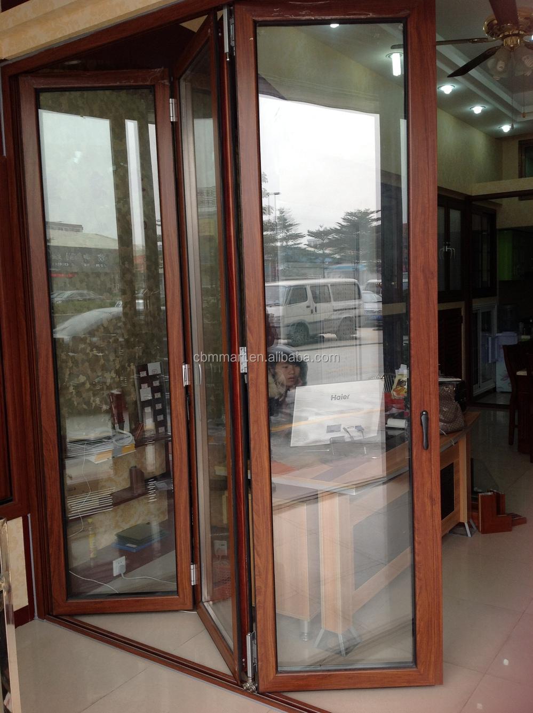Folding Wooden Door Folding Door Key Lock - Buy Folding Wooden ...